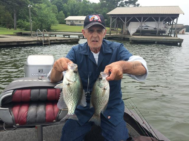 Weiss 4 30 for Weiss lake fishing report
