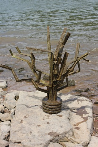 Fish attractors for Homemade fish structure