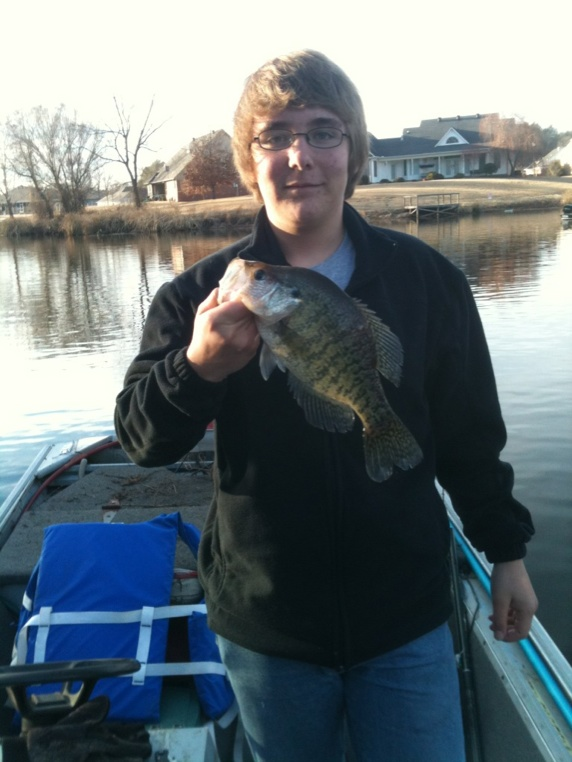 Show us your young fishing kid pics for Good fish names