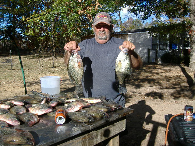 Eagle lake mississippi for Crappie fishing in mississippi