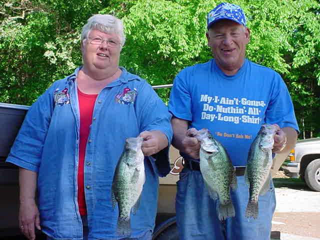 Ky lake big sandy fishing report for 08 09 2013 for Kentucky lake crappie fishing report