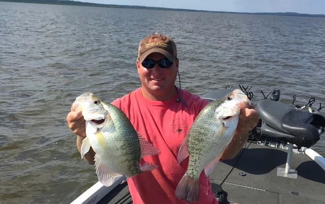 1 2016 articles for Crappie fishing in mississippi