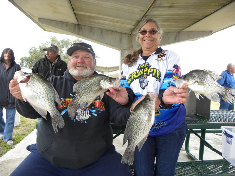 Crappie.com - Harris Chain of Lakes Results~1/13/2018  Crappie Lake Food Chain