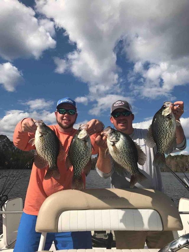 Crappie Masters Lake Talquin Results Report