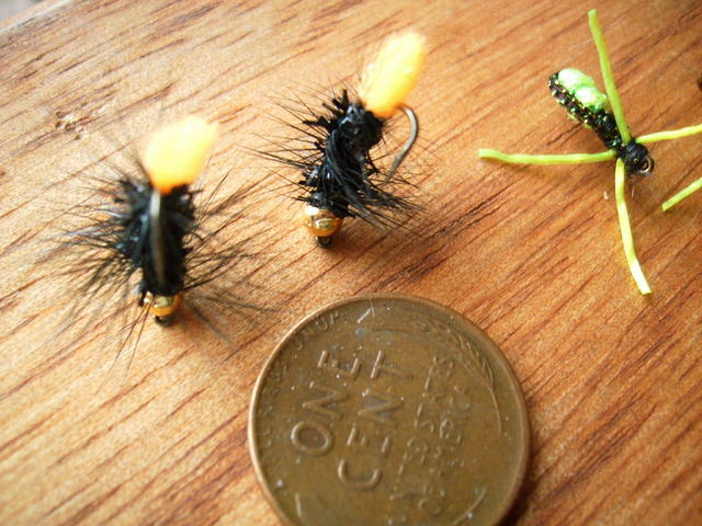 Bluegill flies i tie and fish page 2 for Bluegill fly fishing