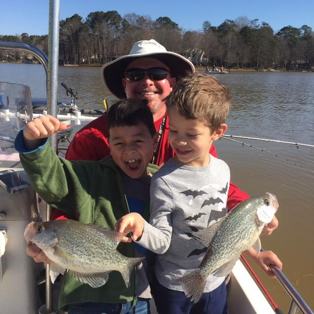 march oconee fishing report