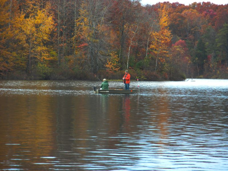 Hardy lake report for Indiana fishing report
