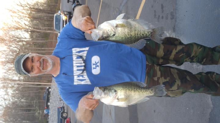 4 4 17 3 kentucky lake for Crappie fishing in ky