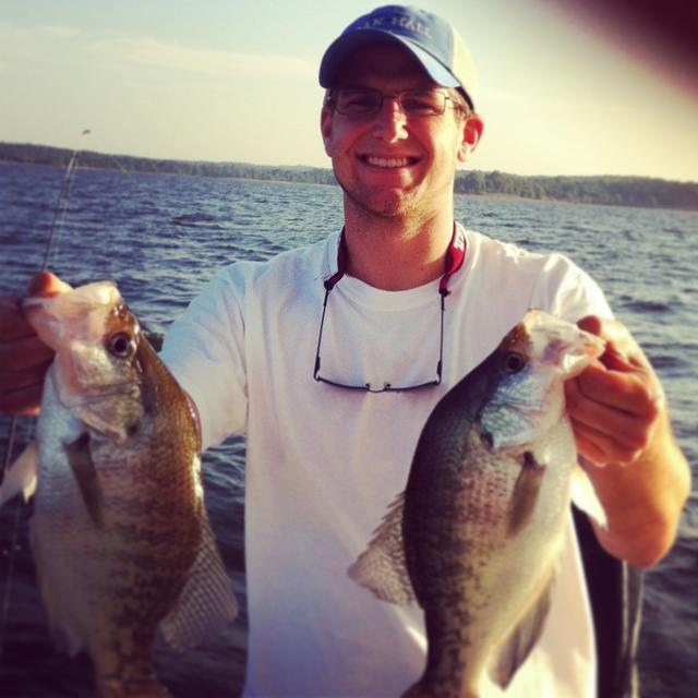 Sardis mississippi cranking with feelay 7 20 for Crappie fishing in mississippi
