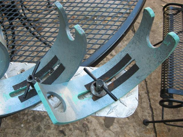Pics of pvc rod holders page 2 for Pvc fishing rod holder