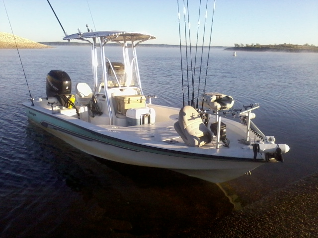 Show your boats off page 78 for Crappie fishing boats