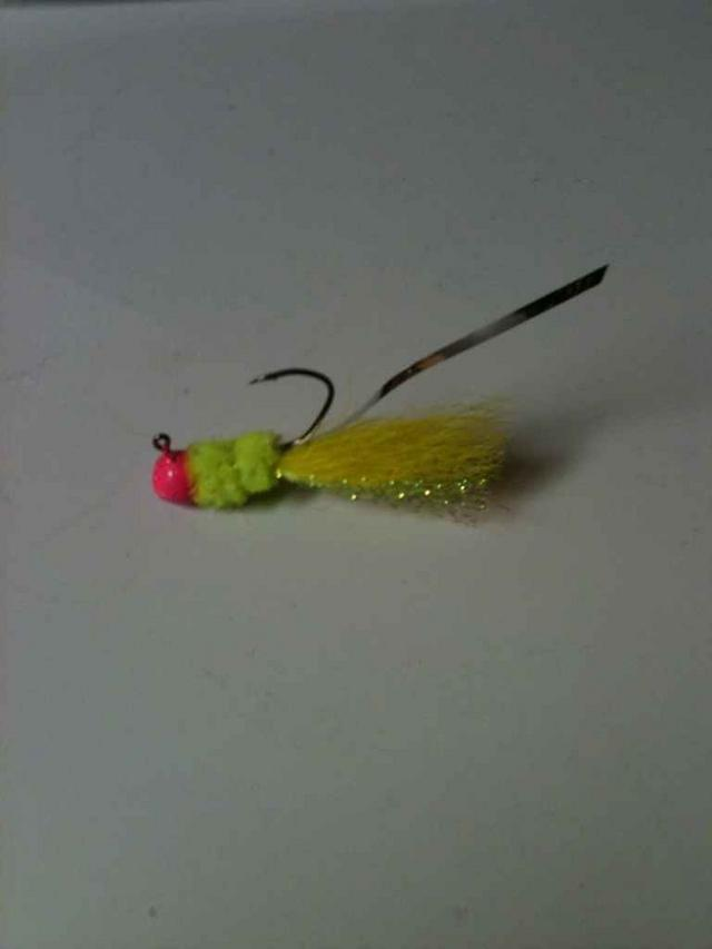 My fave crappie lures for Fishing bait ark