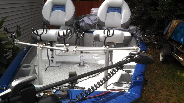 Spider rigging newbie heeeeellllllpppp page 2 for Spider rigs for crappie fishing