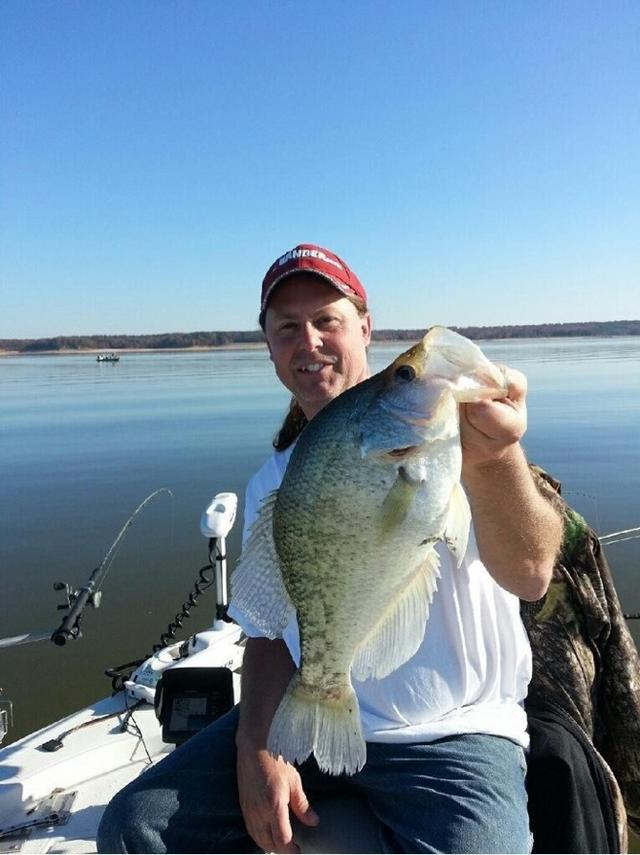How many 3lb crappie page 5 for Crappie fishing in mississippi