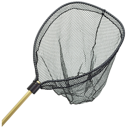 Replacement rubber coated landing net bag for Rubber fishing nets