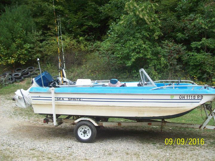 Show your boats off page 162 for Crappie fishing boats