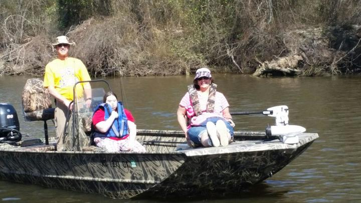 Show your boats off page 166 for Crappie fishing boats