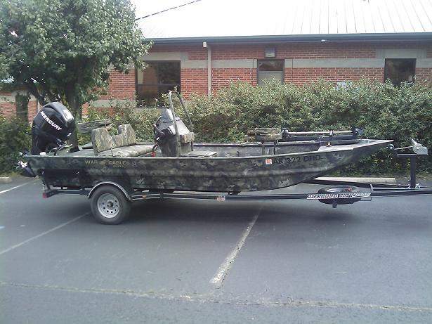 Best all around crappie boat page 4 for Crappie fishing boats