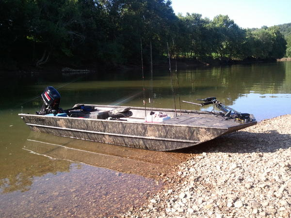 What is special about a crappie boat page 2 for Crappie fishing boats