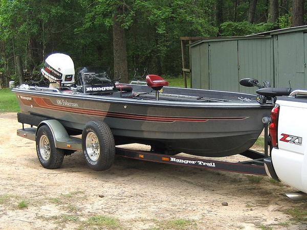 Show your boats off page 2 for Crappie fishing boats
