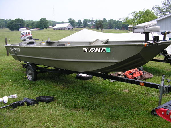 Show Off Your Project Boat