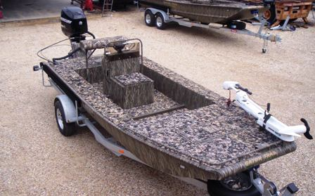 Your thoughts on Aluminum Boats for Crappie Fishing Boats ...