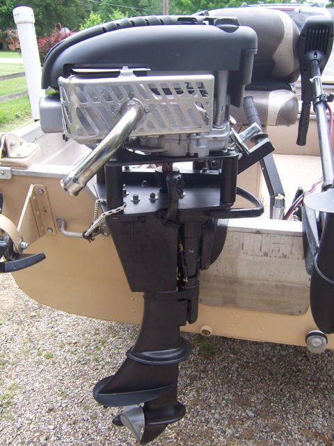Made me a outboard motor briggs evenrude for 6hp outboard motor electric start