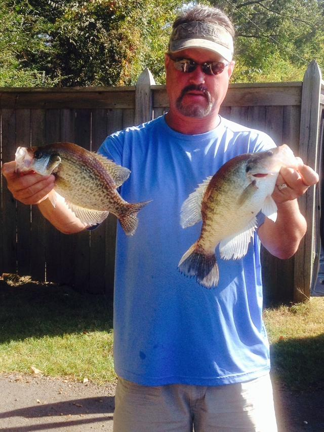The rez for Crappie fishing in mississippi