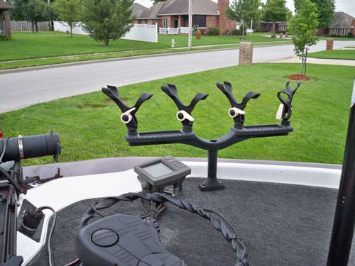 Spider rig setup for Spider rigs for crappie fishing