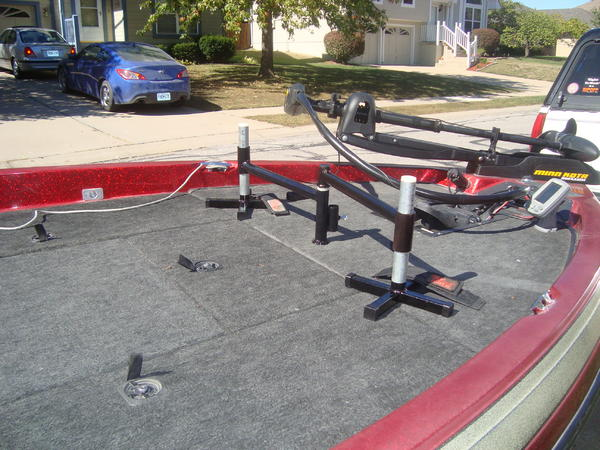 Spider Rigging Double Seat ~ Double seat spider rigging ez t pole perch