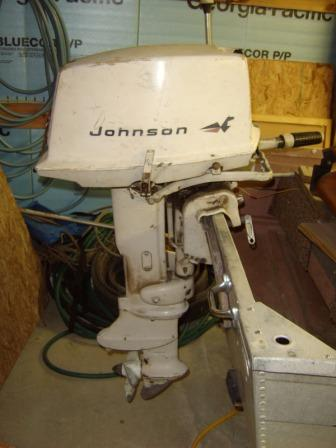 For Sale Or Trade 20hp Johnson Seahorse