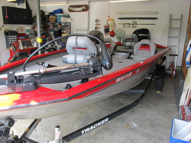 2011 Bass Tracker 175 TXW for sale