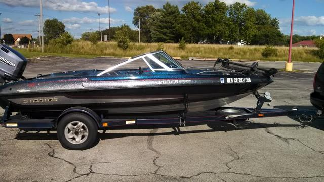 Stratos Boats For Sale >> MUST SELL***2000 Stratos Fishing/Ski Boat for sale