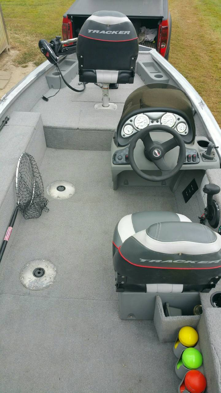 Fs 2008 Bass Tracker 175 Pt Crappie Edition