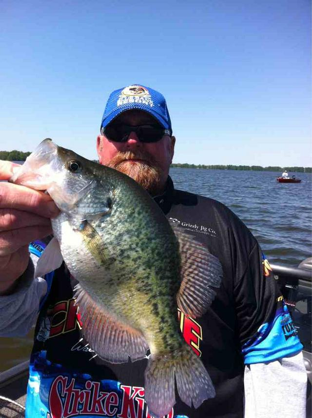 First time to reelfoot page 2 for Reelfoot lake crappie fishing