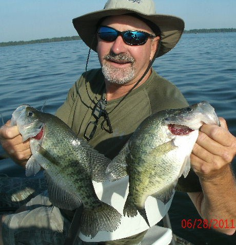Reelfoot Lake Crappie Fishing Best in Years - Page 7