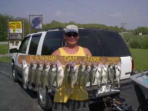 Fun for Mark twain lake fishing report